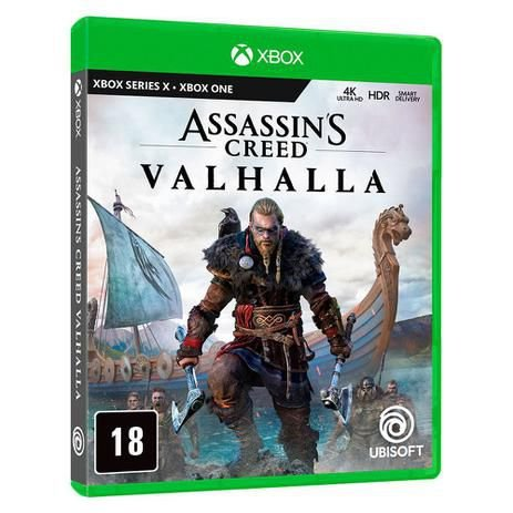 Assasssin's Creed Valhalla - Xbox One/Series X