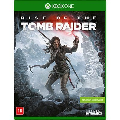 Rise of The Tomb Rider - Xbox One