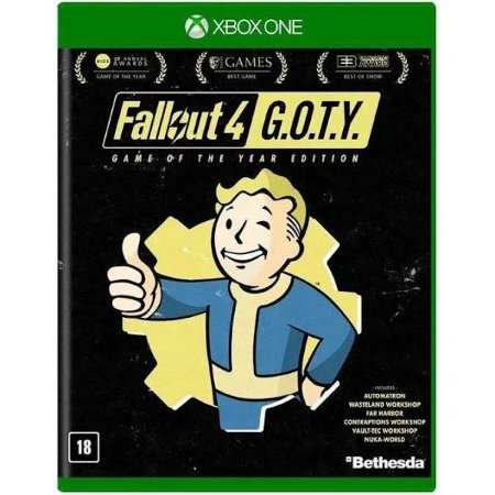 Fallout 4 G.O.T.Y - Xbox One