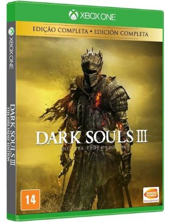 Dark Souls III: The Fire Fades Edition - Xbox One