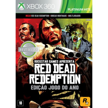 Red Dead Redemption - Xbox 360