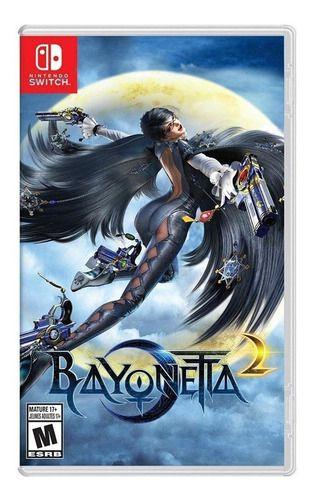 Bayonetta 2 - Nintendo Switch Semi Novo