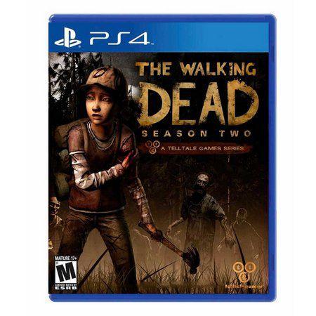 The Walking Dead Season Two - Ps4