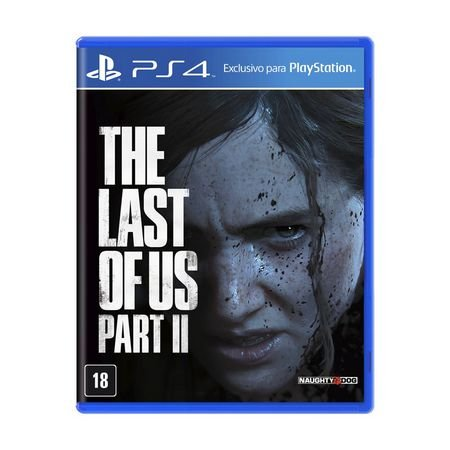 The Last Of us  Part 2 - PS4