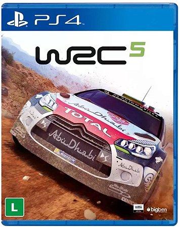 Jogo WRC 5: FIA World Rally Championship - PS4