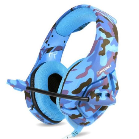 Headset Onikuma K1B ( Cores Sob Consulta )