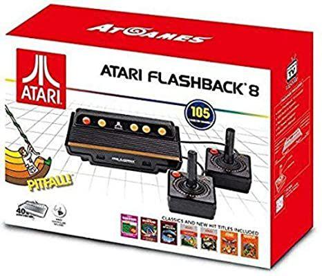 Atari Flashback 8 105 jogos