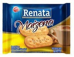 Biscoito Sachê Renata Maizena.