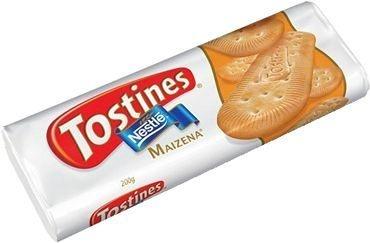 Biscoito Maizena Tostines 200g
