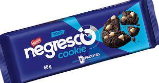 Cookies Negresco Nestlé 60 Gramas