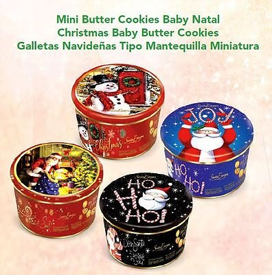 MINI BUTTER COOKIES LATA 150 GRS