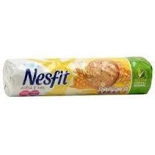 Biscoito Nesfit Aveia e Mel ou Leite e Mel ou Coco ou Morango 200 grs.