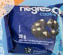 Cookies Negresco Sachês Individual 156x20grs
