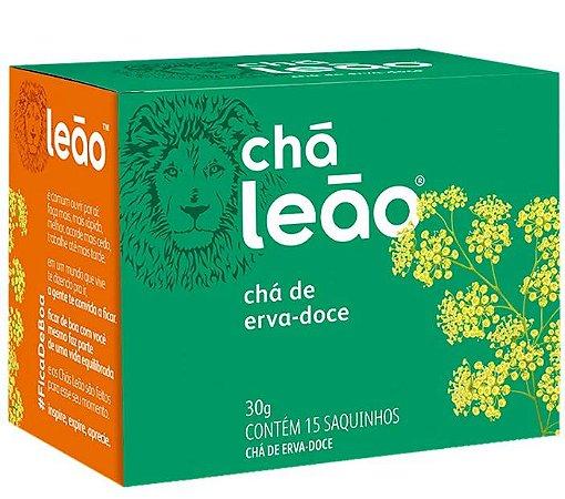 Chá Leão Erva-doce com 15 sachês