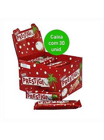 Chocolate Prestigio 30x33 grs