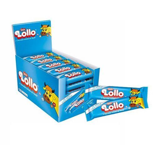 Chocolate Lollo 30x28 grs