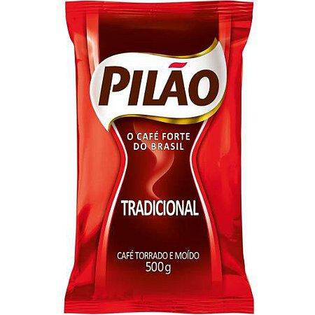 Café em Pó Tradicional Pilão 500g