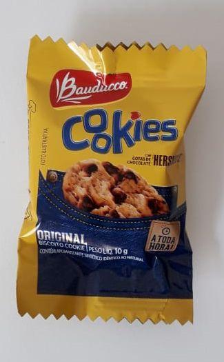 Cookies Original Bauducco 10g 450 sachês