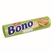 Biscoito Bono Recheado Torta de Limão 126grs