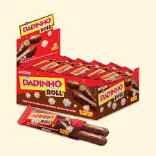 Dadinho Roll 512g