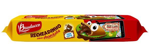 RECHEADINHO CHOCOLATE 104 GRS BAUDUCCO