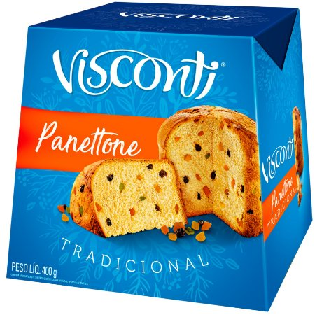 PANETTONE  VISCONTI 400 GRS
