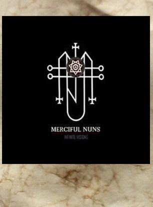 Merciful Nuns - Infinite Visions (DVD+CD)