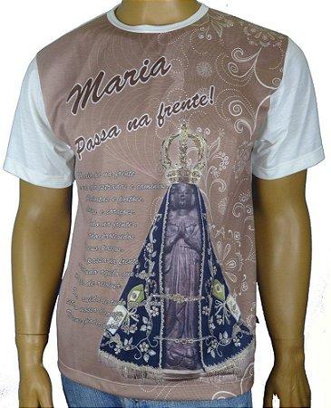 Camiseta Maria passa na Frente