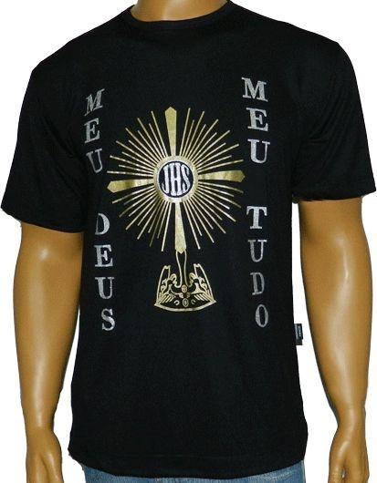 Camiseta Ostensório Preta