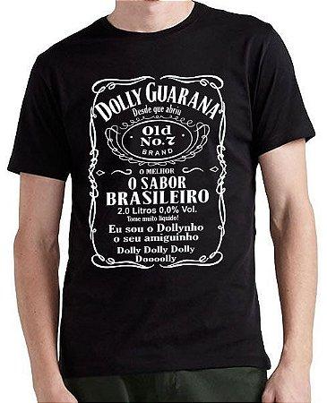 Camiseta divertida Dolly Guaraná, o Sabor Brasileiro