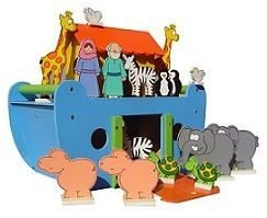 Arca de Noé 3D