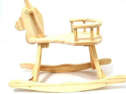 Cavalo de Balanço Mirim