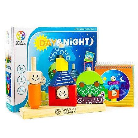 Day Night -Dia e Noite -Smart Games