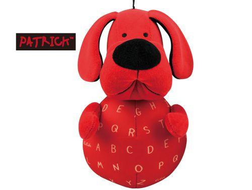 Chocalho Jingling Beanies Patrick Chubby