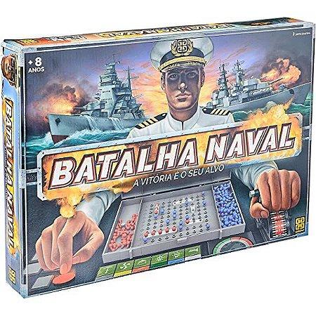 Jogo Batalha Naval A Vitória é o Seu Alvo