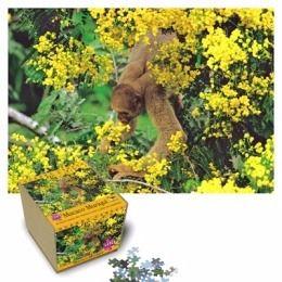 Quebra-Cabeça 500 Peças Macaco Muriqui
