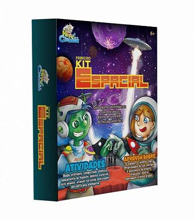 Primeiro Kit Espacial - Hora Da Ciência