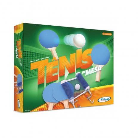 Kit Tênis de Mesa Ping Pong