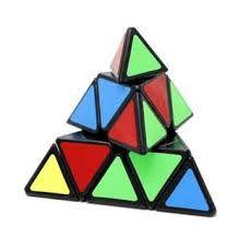 Cubo Mágico Demolidor Pyraminx Piramide Profissional