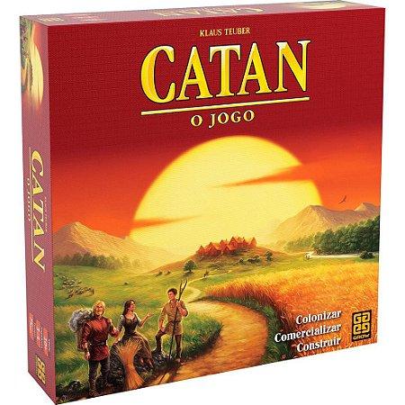 Jogo Catan