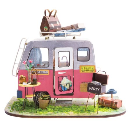 Diy House Camping
