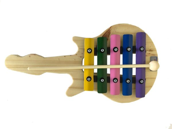 Metalofone Guitarra