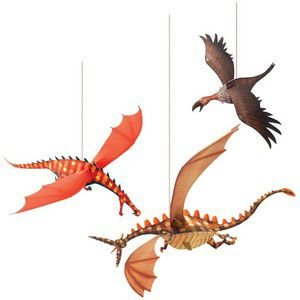 Dragões para pendurar Djeco