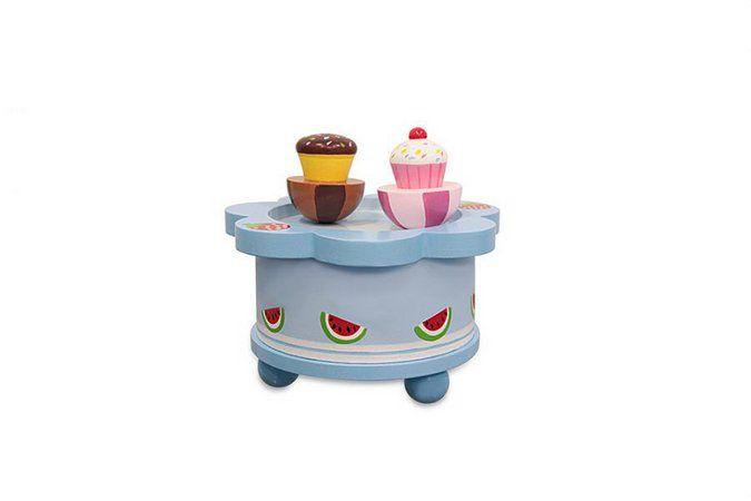 Caixa de Música Cupcake