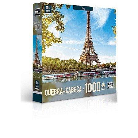 Quebra-Cabeça 1000 Peças Paris