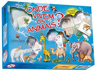 Onde Vivem os Animais