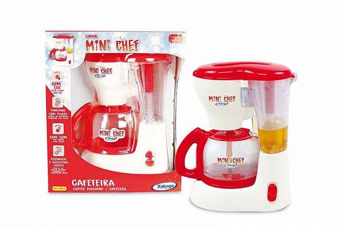 Cafeteira Mini Chef