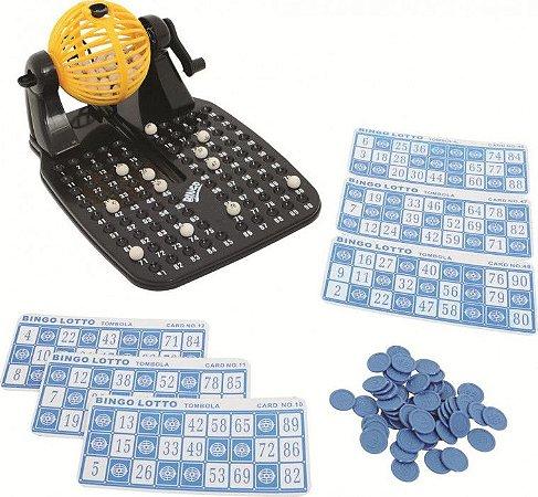 Bingo Show com 24 Cartelas