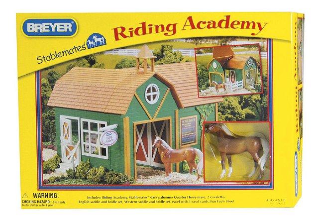 Academia de Equitação