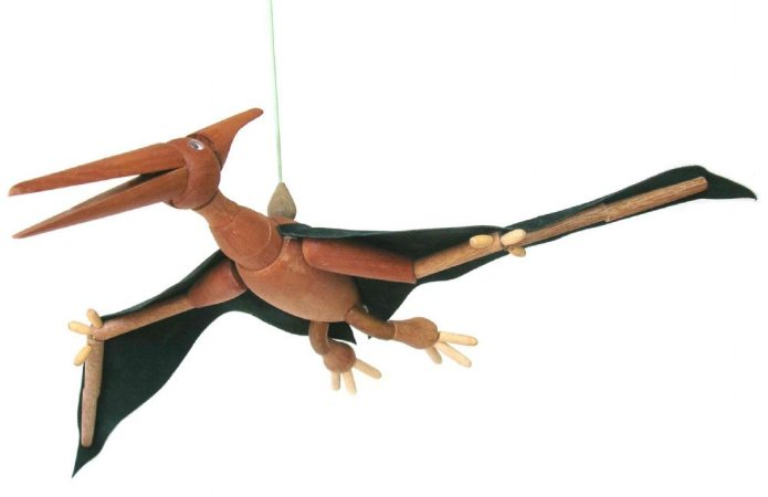 Pterodáctilo Pter